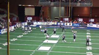Anthony Carter RB #24 Wyoming Cavalry (IFL) 2014
