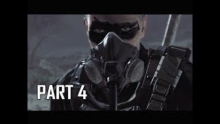 METAL GEAR SURVIVE Walkthrough Part 4 - Air Tank (PS4 Pro 4K Let's Play)