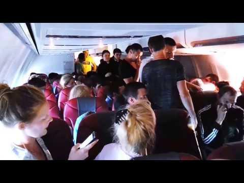 Драка в самолете Гоа-Уфа