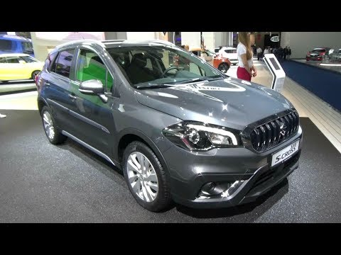 2018 suzuki sx4 s cross 1 0 boosterjet comfort exterior. Black Bedroom Furniture Sets. Home Design Ideas