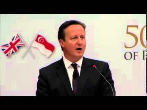 David Cameron: UK property no safe haven for 'dirty money'
