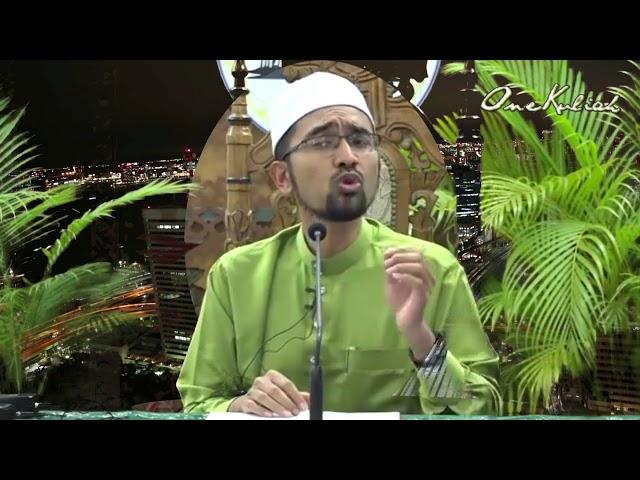 20180308-Dr Rozaimi-Bicara Al Fatihah | Al-Fatihah Jalur Komunikasi Allah dan Hambanya