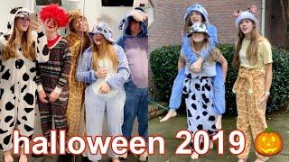 halloween vlog 2019 + new camera unboxing !!