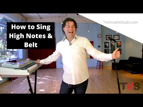 how to develop your chest voice