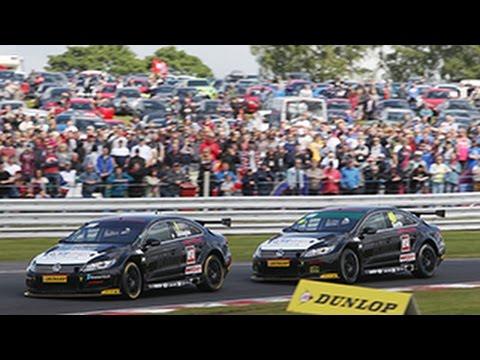 BTCC preview - Colin Turkington's fast lap of Croft