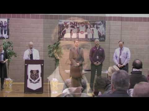 2016 Hall of Fame Induction - Charles Torrance