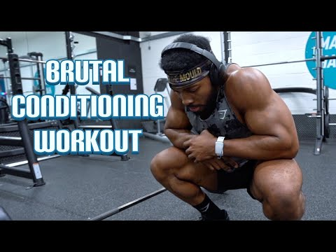 ULTIMATE FULL BODY HIGH INTENSITY CONDITIONING WORKOUT