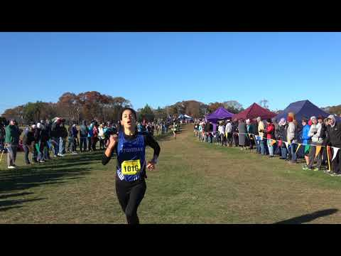 MIAA Girls Division 5 race video