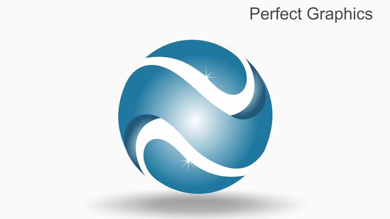 Best Logo Design Coreldraw Tutorial Logo Creator Youtube