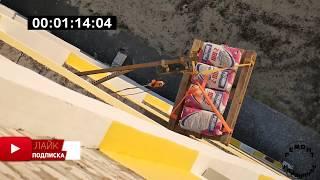 100 kg 6-qavat, bir yuk tez ko'tarishga qanday HACK hayot: