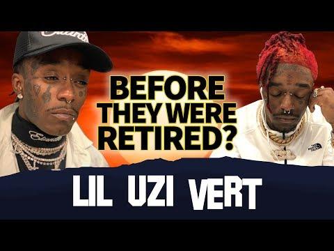 Lil Uzi Vert    Before They Were Retired?   Free Uzi   Eternal Atake