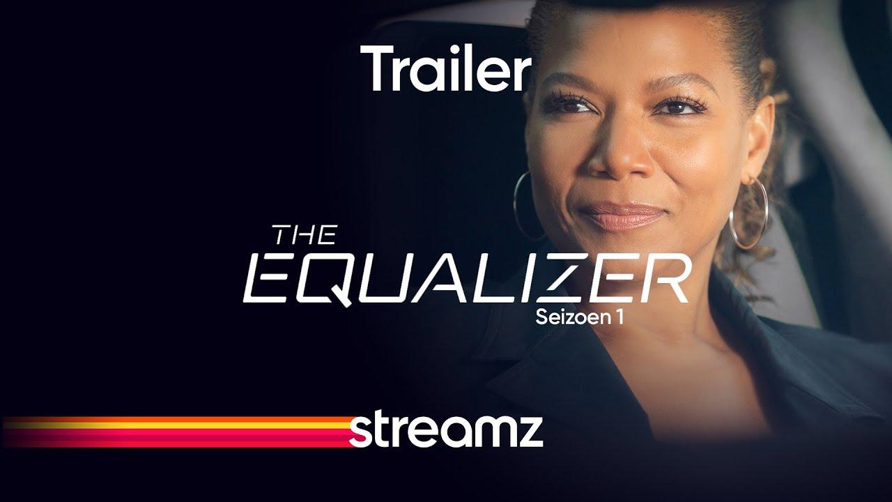 Queen Latifah in The Equalizer S1 trailer voor Streamz