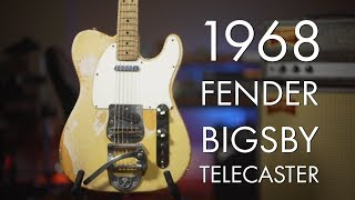 The Best Telecasters Rock A Bigsby | JAY'S TOOLBOX