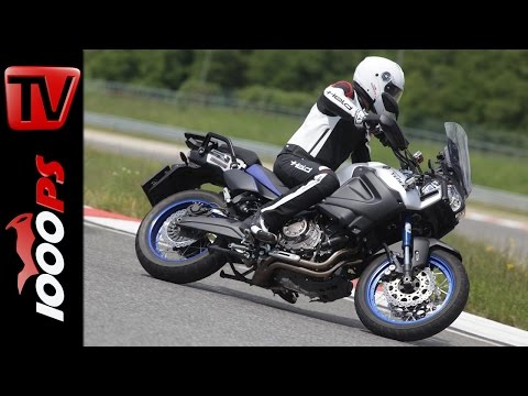 2015 Yamaha XT 1200 Z Super Ténéré Test | Reiseenduro Vergleich Foto