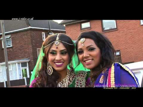 Mehndi Of Akbor & Rukshana I JV Production (UK) Sheffield