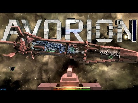 Avorion | Amazing Ship Plans! | Survival Gameplay