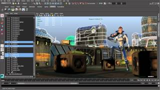 Maya LT 2014 Extension 1: Send to Unity