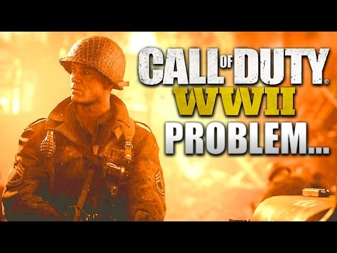 Call of Duty: WW2 - ITS BIGGEST PROBLEM...