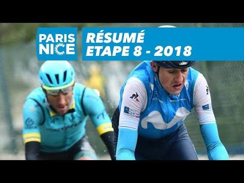 Résumé - Étape 8 - Paris-Nice 2018