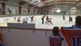 Největší multisportovní turnaj pro hokejisty hostilo Brno. Proč je dobré zvládat fotbal i basketbal?