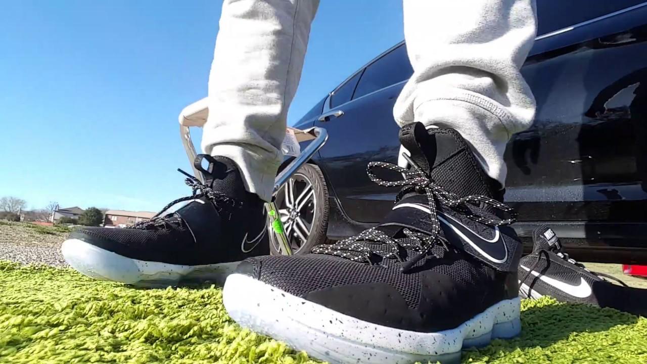 sports shoes 56c45 0bd91 2017 NIKE LEBRON 14