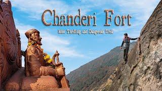 Chanderi Fort Trek | ThriĮling and Dangerous Trek | How to go to Chanderi fort | Gopro Hero 9