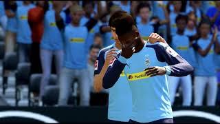 Inaki Williams 15 Fifa 20 Ultimate Team KrasawelchikiFC goal 540 Division Rivals