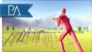 NAPOLEONIC WARFARE - Totally Accurate Battle Simulator Gameplay