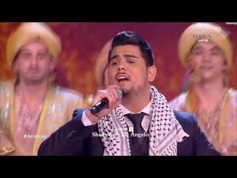 パレスチナのアラブアイドル最終...