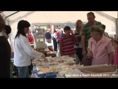 River and Food Festival 2011 Gwyl Afon a Bwyd Aberteifi
