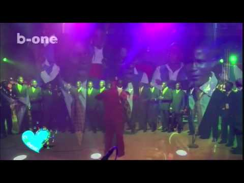 CHOEUR EN PAIX; b-one TV Congo Live Music