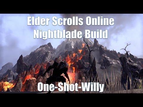 Eso Nightblade One Shot Build