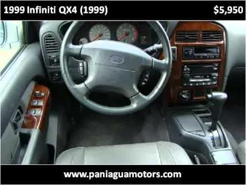 Paniagua Auto Sales >> 1999 Infiniti QX4 (1999) Used Cars Dalton GA - YouTube