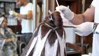 Окрашивание волос CHI в салоне красоты МАНОН(Окрашивание волос CHI не имеет на сегодняшний день аналогов в мире. Так как она на 100 % закрашивает седину,..., 2015-08-11T11:04:13.000Z)