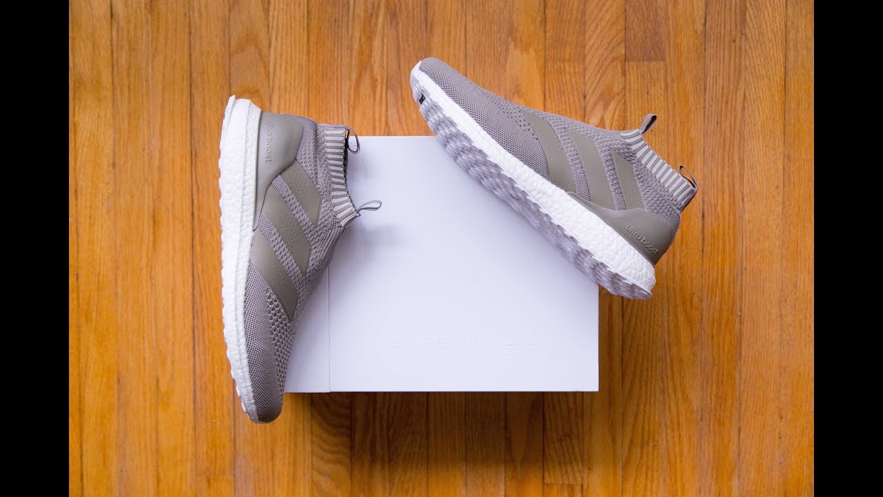 new products 12fc6 93da1 The Last Ultra Boost Model  Adidas Ace 16+ Pure Control Ultra Boost Clay  Review and On Feet