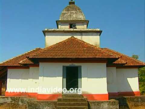The four-faced Jain temple of Kasaragod