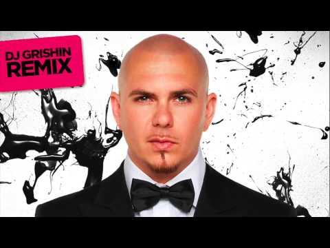 Pitbull - Hotel Room Service (Dj GRishin Remix)