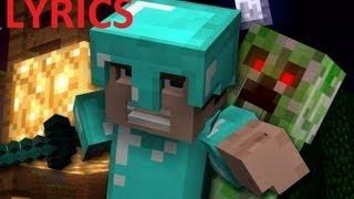 Minecraft - CaptainSparklez [Usher] - Revenge - Lyrics and Video [HD]
