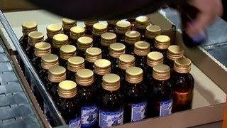 В Северной Осетии прошел рейд МВД против контрафактной спиртовой продукции
