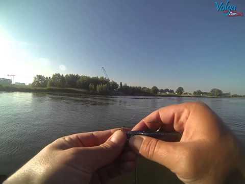 ярославль рыбалка спиннингом видео