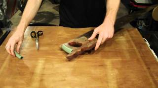 Diy How To Make Free Easy Handle Cushions For Hand Tools For An Easier Grip.