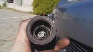 Mazda 6 (1) 2004р. знімаємо EGR
