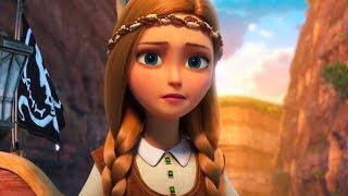 Снежная Королева: Зазеркалье – Трейлер