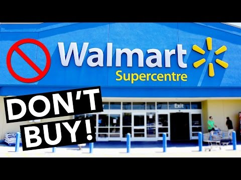 5-things-not-to-buy-at-walmart!