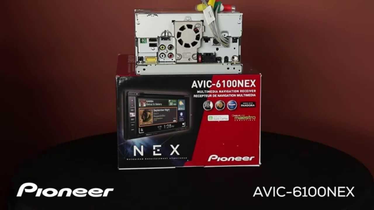 Pioneer AVIC-6100NEX A/V Receiver Driver