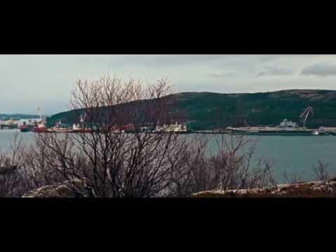 Мурманск Кольский полуостров Baraban video 2015
