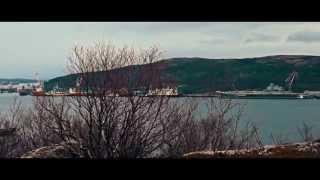 Мурманск Кольский полуостров Baraban video 2015(Муз.клип осень 2015, эл.стабилизатор DJI Ronin m., 2015-10-18T16:40:40.000Z)