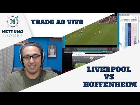 Liverpool vs Hoffenheim / Trade Esportivo / Champions League