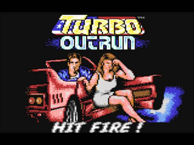 Turbo Outrun (C64) Title Theme