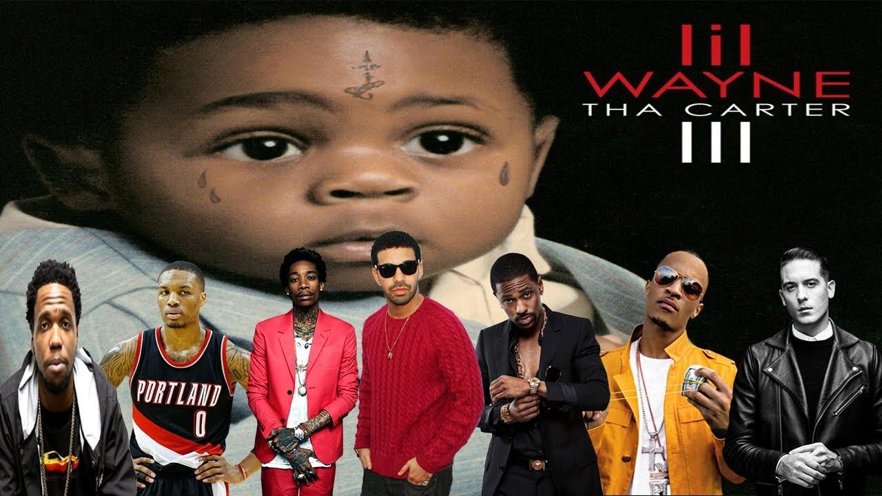 Pictures of wiz khalifa pictures of celebrities - Celebrities Talk About Lil Wayne Drake T I Big Sean Wiz Khalifa G Eazy More